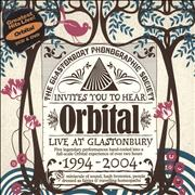 Click here for more info about 'Orbital - Live At Glastonbury 1994 - 2004'