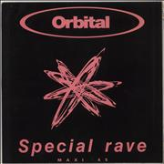 Click here for more info about 'Orbital - Special Rave EP'