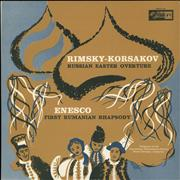 Click here for more info about 'Enesco: Rumanian Rhapsody No. 1 in A Minor / Rimsky-Korsakov: Russian Easter Festival Overture'