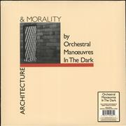 Click here for more info about 'Orchestral Manoeuvres In The Dark - Architecture & Morality - Half Speed Master'