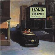 Click here for more info about 'Orchestral Manoeuvres In The Dark - Crush - stickered shrink'