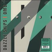 Click here for more info about 'Orchestral Manoeuvres In The Dark - Dazzle Ships - Half Speed Master'