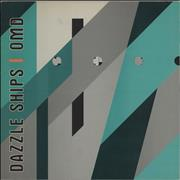 Click here for more info about 'Orchestral Manoeuvres In The Dark - Dazzle Ships'