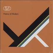 Click here for more info about 'Orchestral Manoeuvres In The Dark - History Of Modern - Orange Vinyl'