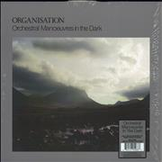 Click here for more info about 'Orchestral Manoeuvres In The Dark - Organisation - Half Speed Master'