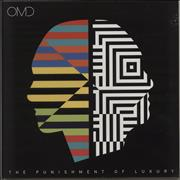 Click here for more info about 'Orchestral Manoeuvres In The Dark - The Punishment Of Luxury - Yellow Vinyl + Sealed'