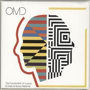 Click here for more info about 'Orchestral Manoeuvres In The Dark - The Punishment Of Luxury: B Sides & Bonus Material - Sealed'