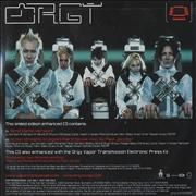 Click here for more info about 'Orgy - Limited Edition Enhanced CD'