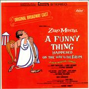 Click here for more info about 'Original Cast Recording - A Funny Thing Happened On the Way To The Forum'