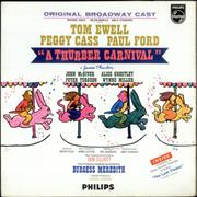 Click here for more info about 'Original Cast Recording - A Thurber Carnival'