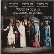 Click here for more info about 'Original Cast Recording - A Wedding In Shtetl'