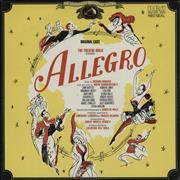 Click here for more info about 'Original Cast Recording - Allegro - promo stamped'