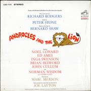 Click here for more info about 'Original Cast Recording - Androcles And The Lion'