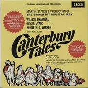 Click here for more info about 'Original Cast Recording - Canterbury Tales'