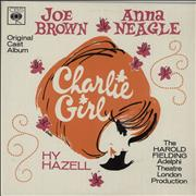 Click here for more info about 'Original Cast Recording - Charlie Girl'