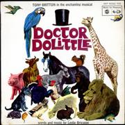 Click here for more info about 'Original Cast Recording - Doctor Dolittle'