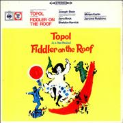 Click here for more info about 'Original Cast Recording - Fiddler On The Roof - 1st Stereo'