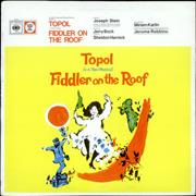 Click here for more info about 'Original Cast Recording - Fiddler On The Roof - 1st Mono'