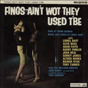 Click here for more info about 'Original Cast Recording - Fings Ain't Wot They Used T' Be'