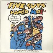Click here for more info about 'Original Cast Recording - Five Guys Named Moe'