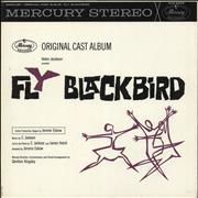 Click here for more info about 'Original Cast Recording - Fly Blackbird'