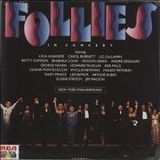 Click here for more info about 'Original Cast Recording - Follies In Concert - Sealed'