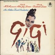Click here for more info about 'Original Cast Recording - Gigi - EX'