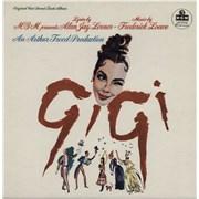 Click here for more info about 'Original Cast Recording - Gigi'