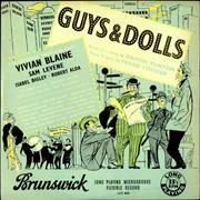 Click here for more info about 'Original Cast Recording - Guys & Dolls'