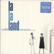 Click here for more info about 'Original Cast Recording - La La Land - Blue Vinyl + Shrink'