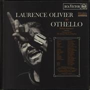 Click here for more info about 'Original Cast Recording - Laurence Olivier As Othello'