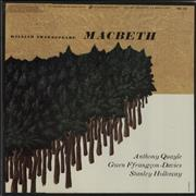 Click here for more info about 'Original Cast Recording - Macbeth'