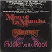 Click here for more info about 'Original Cast Recording - Man Of La Mancha/ Fiddler On The Roof/ Cabaret - Sealed'