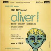 Click here for more info about 'Original Cast Recording - Oliver! - 2nd Issue'