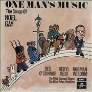 Click here for more info about 'Original Cast Recording - One Man's Music'