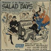 Click here for more info about 'Original Cast Recording - Salad Days - 1st'