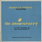 Click here for more info about 'Original Cast Recording - The Anniversary - Autographed'
