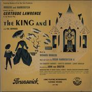 Click here for more info about 'Original Cast Recording - The King And I - 3rd'