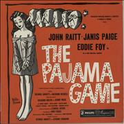 Click here for more info about 'Original Cast Recording - The Pajama Game'
