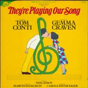 Click here for more info about 'Original Cast Recording - They're Playing Our Song'