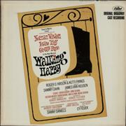 Click here for more info about 'Original Cast Recording - Walking Happy - EX'
