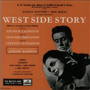 Click here for more info about 'Original Cast Recording - West Side Story'