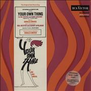 Click here for more info about 'Original Cast Recording - Your Own Thing'