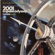Click here for more info about 'Original Soundtrack - 2001: A Space Odyssey - 1st - EX'