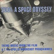 Click here for more info about 'Original Soundtrack - 2001: A Space Odyssey - 1st - P/S'