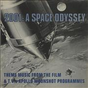 Click here for more info about 'Original Soundtrack - 2001: A Space Odyssey - 1st - P/S - WOL'