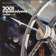 Click here for more info about '2001: A Space Odyssey - 1st - Yellow Label'