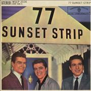 Click here for more info about 'Original Soundtrack - 77 Sunset Strip'