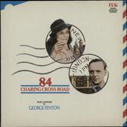 Click here for more info about 'Original Soundtrack - 84 Charing Cross Road'