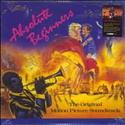 Click here for more info about 'Original Soundtrack - Absolute Beginners - 180gm - Sealed'